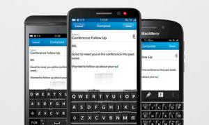 blackberry 10 business mobiles