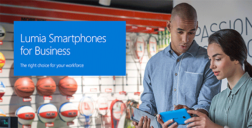 Microsoft Mobiles for Business